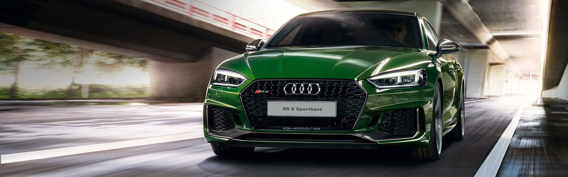 The new Audi RS 5 Sportback 2019
